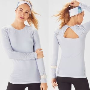 Fabletics Elise Seamless Long Sleeves Top